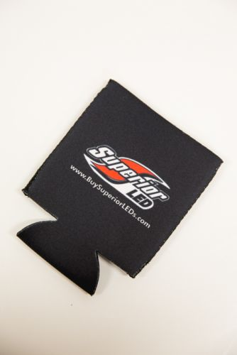 Superior LED Neoprene Koozie