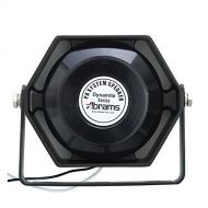 Abrams Ultra Compact 100 Watt High Performance Siren Speaker