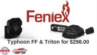 Feniex Typhoon Full Function Siren + 100W Triton Speaker